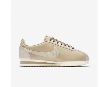 Nike Classic Cortez Premium Damen Schuhe Linen/Sail/Linen 905614-200