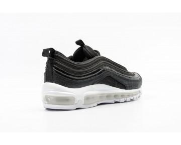 Nike Damen Air Max 97 Premium Snake Schwarz/Weiß 917646-001