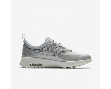 Nike Air Max Thea Premium Leather Damen Schuhe Metallic Platinum/Sail/Reines Platin 904500-004
