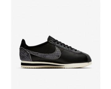 Nike Classic Cortez Premium Damen Schuhe Schwarz/Sail/Schwarz 905614-002