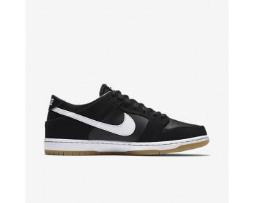 Nike SB Dunk Low Pro Herren Skateboard Schuhe Schwarz/Gummi hellbraun/Weiß 854866-019