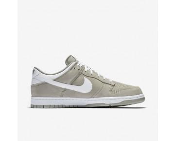 Nike Dunk Low Herren Schuhe Blassgrau/Weiß 904234-002