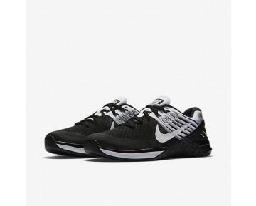 Nike Metcon Dsx Flyknit Damen Trainingsschuhe Schwarz/Weiß 849809-001