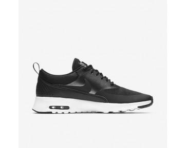 Nike Air Max Thea Knit Damen Schuhe Schwarz/Weiß/Metallic Hematite AA1109-005