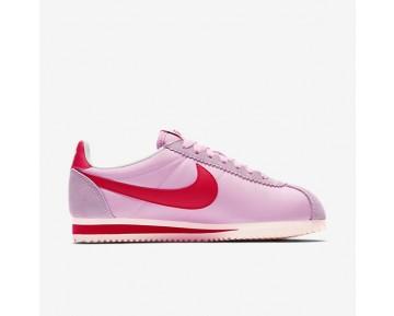 Nike Classic Cortez Nylon Premium Damen Schuhe Perfect Rosa/Sail/Sport Rot 882258-601