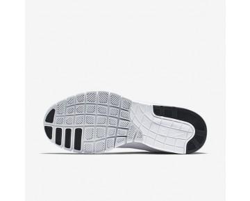 Nike SB Stefan Janoski Max Herren Skateboard Schuhe Weiß/Schwarz 631303-100