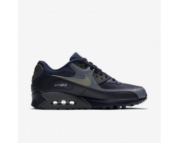 Nike Air Max 90 Essential Herren Schuhe Obsidian/Schwarz/Anthracite/Dunkler Stuck 537384-426