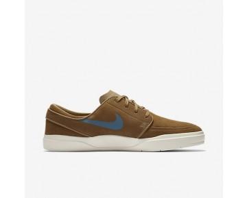 Nike SB Lunar Stefan Janoski Hyperfeel Herren Skateboard Schuhe Golden Beige/Sail/Sequoia 844443-231