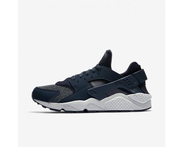 Nike Air Huarache Herren Schuhe Thunder Blau/Obsidian/Reines Platin 318429-416