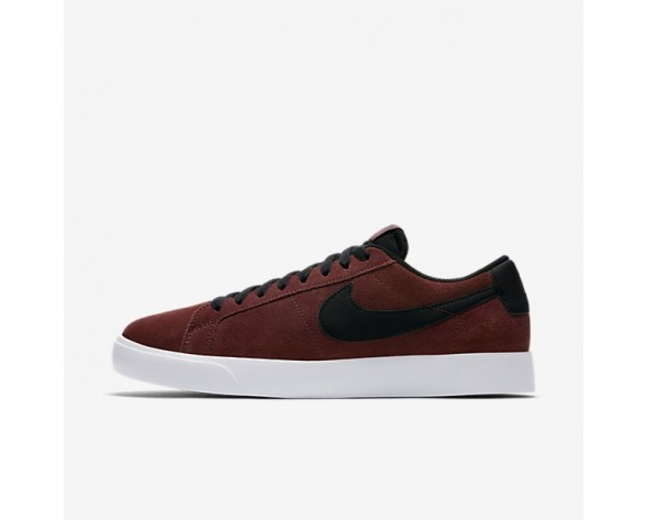Nike SB Blazer Vapor Herren Skateboard Schuhe Dunkel Team Rot/Weiß/Schwarz 878365-601
