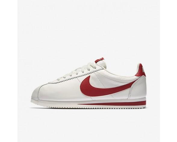 Nike Classic Cortez Leather SE Herren Schuhe Sail/Gym Rot 861535-103