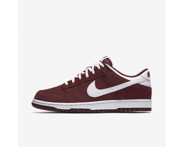Nike Dunk Low Herren Schuhe Team Rot/Weiß 904234-600