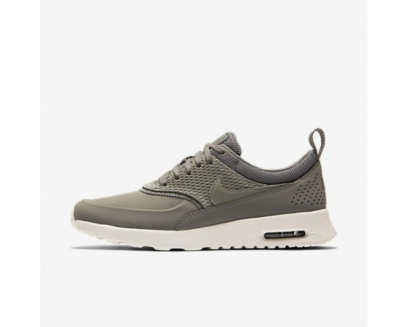 Nike Air Max Thea Premium Leather Damen Schuhe Dunkler Stuck/Sail 904500-003