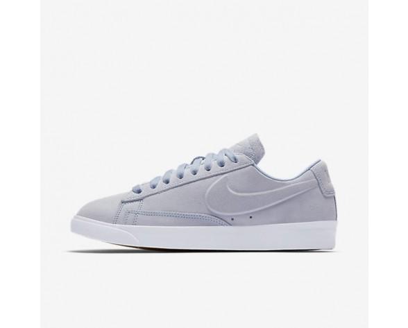 Nike Blazer Low Damen Schuhe Violett/Weiß/Violett AA3962-402