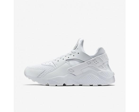 Nike Air Huarache Herren Schuhe Weiß/Reines Platin/Weiß 318429-111
