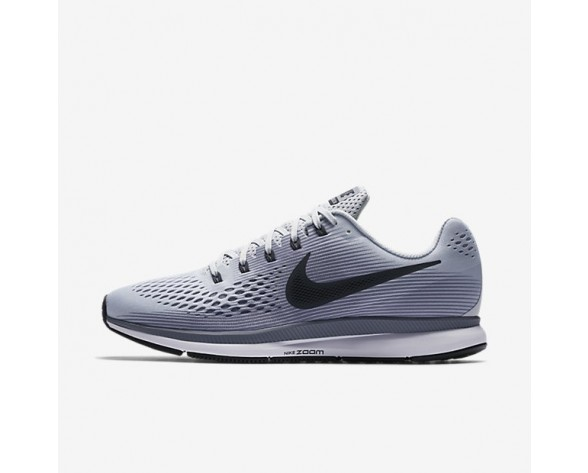 Nike Air Zoom Pegasus 34 Herren Laufschuhe Reines Platin/Kaltes Grau/Schwarz/Anthracite 880555-010