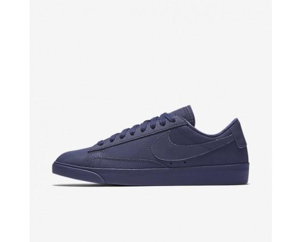 Nike Blazer Low Pinnacle Damen Schuhe Neutral Indigo/Gum Dunkel Braun AA3967-500