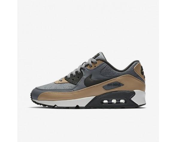 Nike Air Max 90 Premium Herren Schuhe Kaltes Grau/Mushroom/Wolf grau/Deep Pewter 700155-010