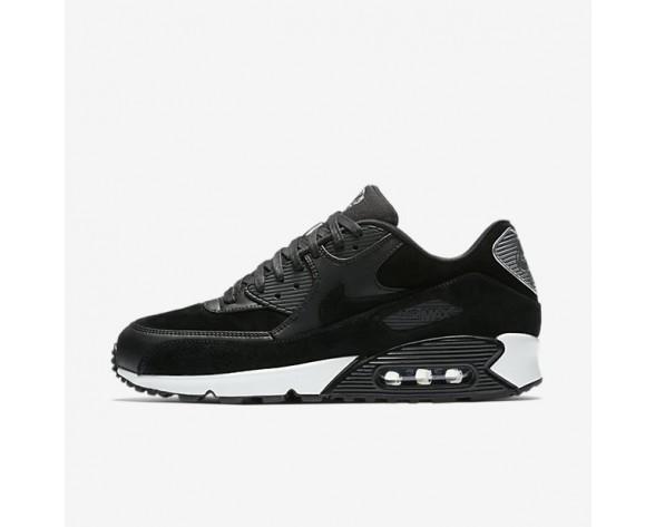 Nike Air Max 90 Premium Herren Schuhe Schwarz/Off-Weiß/Schwarz 700155-009