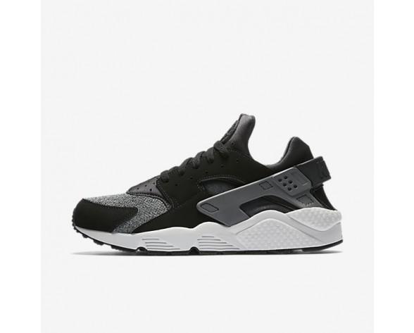 Nike Air Huarache Herren Schuhe Schwarz/Reines Platin/Anthracite 318429-039