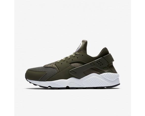 Nike Air Huarache Herren Schuhe Cargo Khaki/Weiß/Schwarz 318429-306