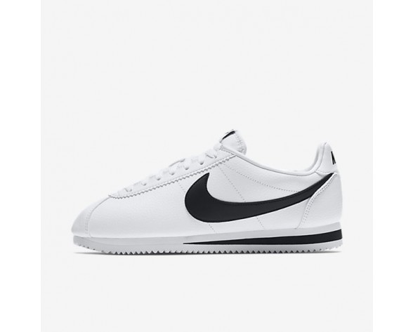 Nike Classic Cortez Leather Herren Schuhe Weiß/Schwarz 749571-100