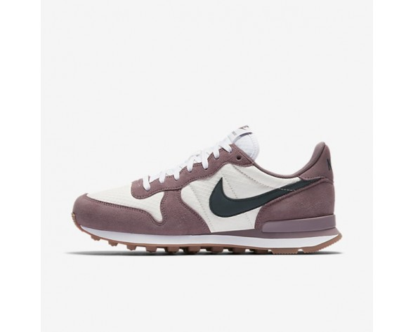 Nike Internationalist Damen Taupe Grau/Light Orewood Braun/Weiß/Armoury Navy 828407-201