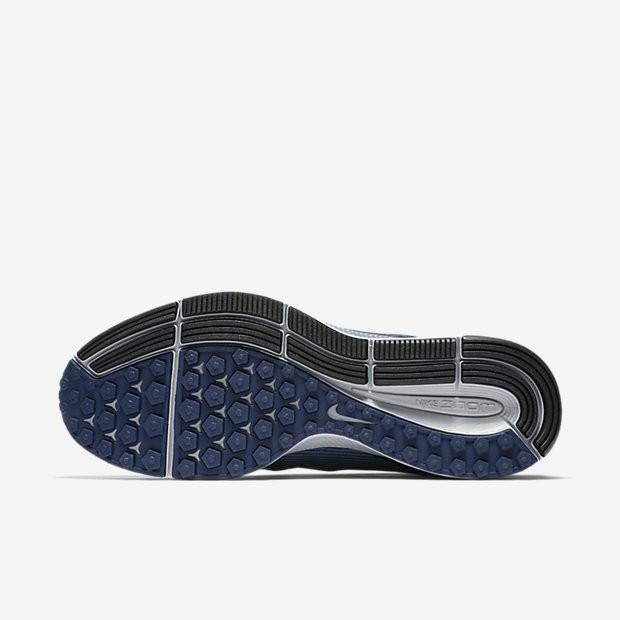 8dc25070fc1b Nike Air Zoom Pegasus 34 Shield Herren Laufschuhe Binary Blau Waffenkammer  Blau Obsidian 907327. Regulaerer Preis  118