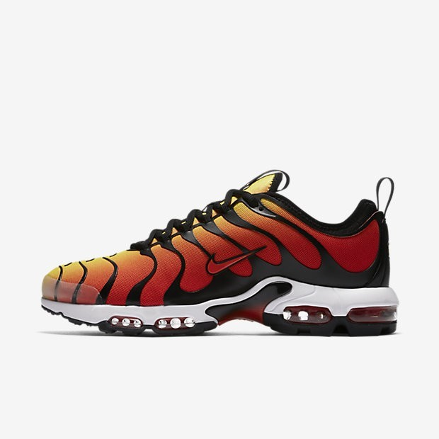 on sale 9c574 d1671 ... discount code for nike air max plus tn ultra herren schuhe schwarz tour  gelb weiß team
