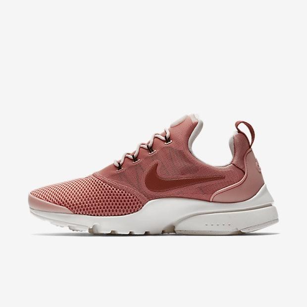 Online kaufen Nike Presto Fly Damen Schuhe Rot Stardust ...
