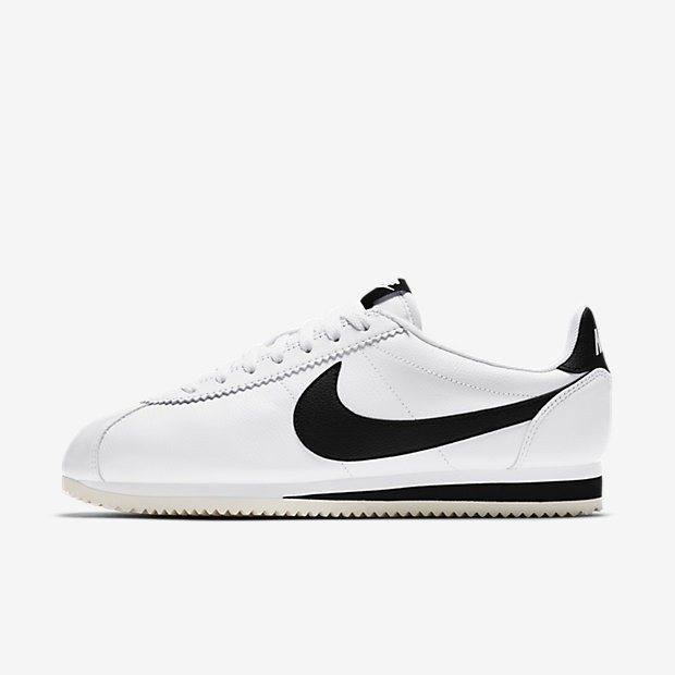 separation shoes 69f86 3fc04 Nike Classic Cortez Leather SE Herren Schuhe SailSchwarz 861535-104