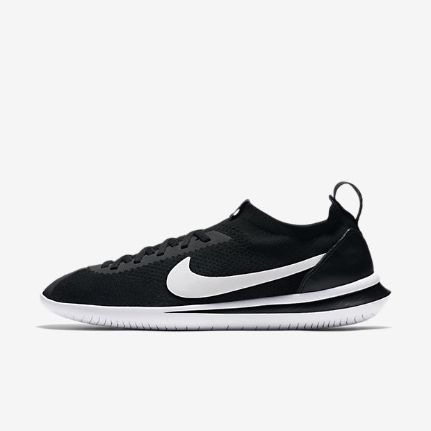 newest 73332 f4376 Nike Cortez Flyknit Herren Schuhe SchwarzWeiß AA2029-001