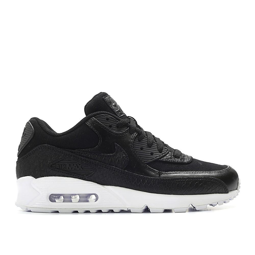 huge selection of bff29 70751 Nike Air Max 90 Premium Snake Herren (Männer) Schwarz Weiß 700155-008