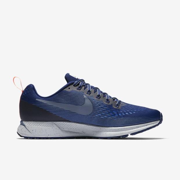 oben Nike Air Zoom Pegasus 34 Mens Running Trainers 880555
