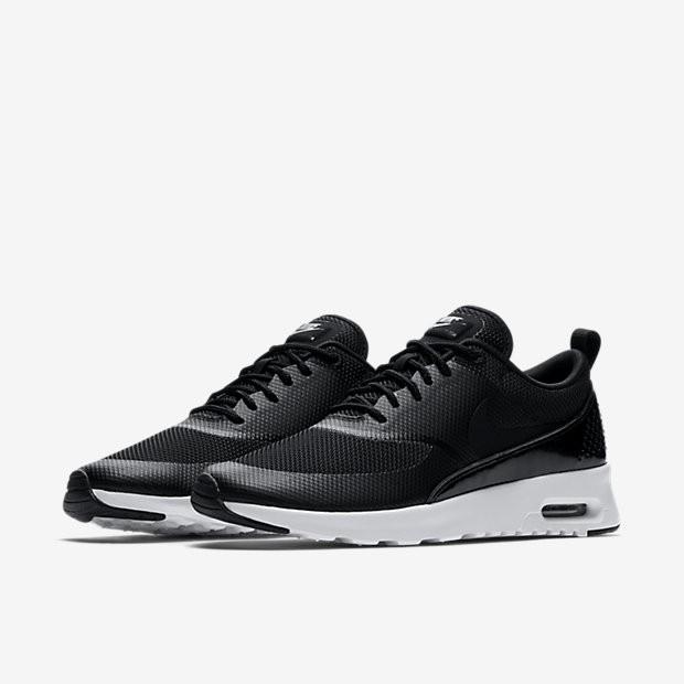 Größte Auswahl an neuesten Nike Air Max Thea Damen Schwarz