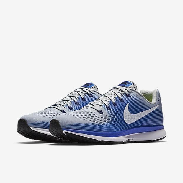 Nike Performance Licht Blau Air Zoom Pegasus 34 # N11n2