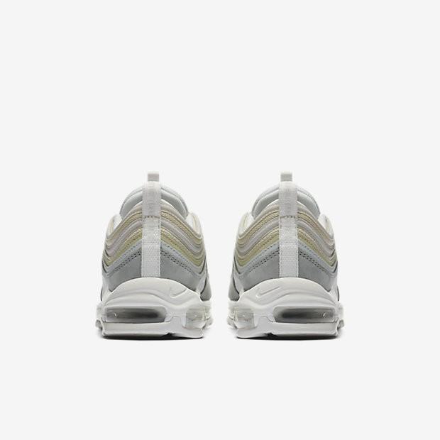best sneakers df410 d0f4f Nike Air Max 97 Premium Herren Schuhe Light Pumice/Summit Weiß/Barely  Grau/Schwarz 312834-004. Nike Air Max 97 Premium Herren Schuhe Light Pumice/Summit  ...
