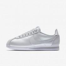 Nike Classic Cortez Damen Schuhe Reines Platin/Weiß/Reines Platin 807471-015