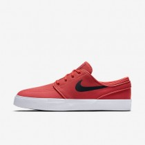 Nike SB Zoom Stefan Janoski Canvas Herren Skateboard Schuhe Track Rot/Obsidian 615957-642