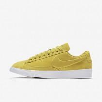 Nike Blazer Low Damen Schuhe Electrolime/Weiß AA3962-300