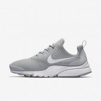 Nike Presto Fly Herren Schuhe Wolf grau/Wolf grau/Weiß 908019-003