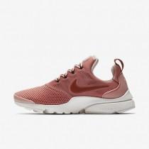 Nike Presto Fly Damen Schuhe Rot Stardust/Summit Weiß/Siltstone Rot/Dusty Peach 910569-601