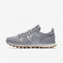 Nike Internationalist Damen Wolf grau/Sail/Gum Medium Braun 828407-018