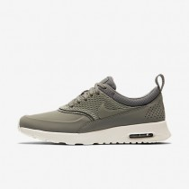 Nike Air Max Thea Premium Leather Damen Schuhe Dunkler Stuck/Sail 904500-003