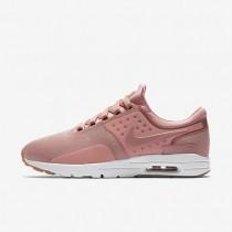 Nike Air Max Zero Damen Schuhe Rot Stardust/Gummi hellbraun 857661-602