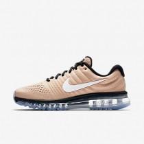 Nike Air Max 2017 Herren Laufschuhe Bio Beige/Schwarz/Weiß 849559-200