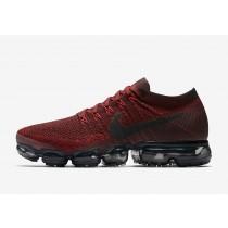 Nike Herren Air Vapormax Dunkel Team Rot/University Rot-Schwarz 849558-601