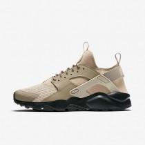 Nike Air Huarache Ultra Herren Schuhe Mushroom/Schwarz/Khaki 819685-201