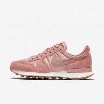 Nike Internationalist Damen Rot Stardust/Sail/Gum Medium Braun Schuhe 828407-610