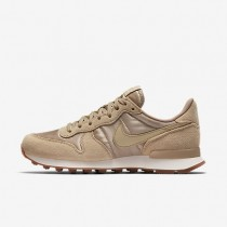 Nike Internationalist Damen Linen/Sail/Gum Medium Braun 828407-202